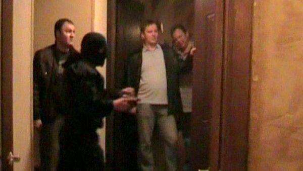 Полицейским пришлось выбить двери при штурме подпольного казино в Москве