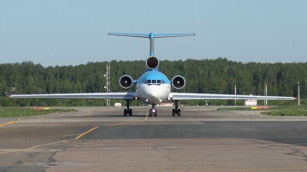 Самолет Як-42. Архив