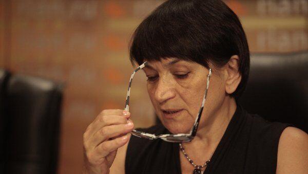 Марьяна Безруких. Архивное фото