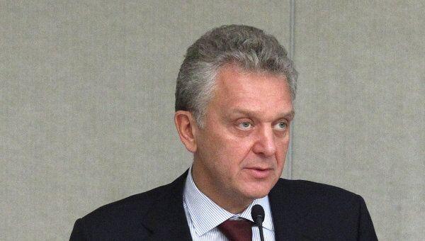 Министр промышленности и торговли Виктор Христенко