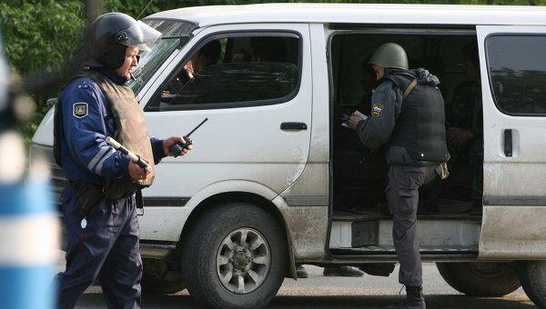 В Приморье продолжается поиск бандитов, напавших на милиционеров