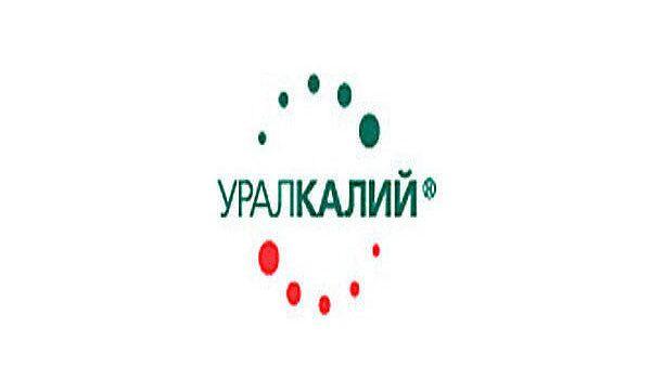 Логотип компании Уралкалий. Архив