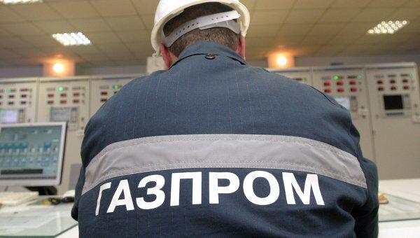 Главный щит управления компрессорной станции ОАО Газпром