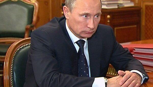 Глава Деловой России рассказал Путину, как дать работу миллиону россиян