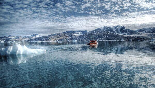 Потепление может остановить течения Северного Ледовитого океана