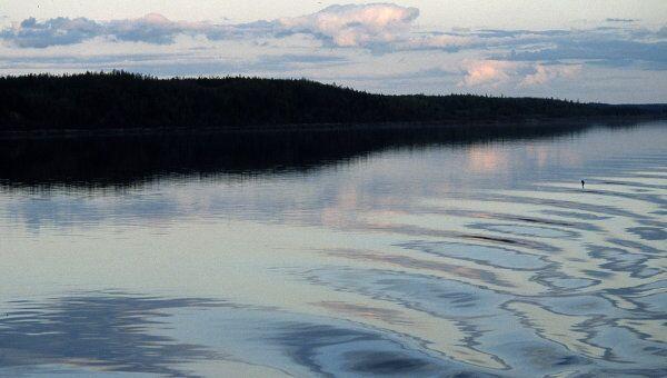 Вид на реку Енисей. Архивное фото