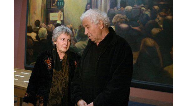 Илья и Эмилия Кабаковы. Архив
