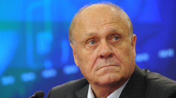 Председатель российского оскаровского комитета, кинорежиссер Владимир Меньшов
