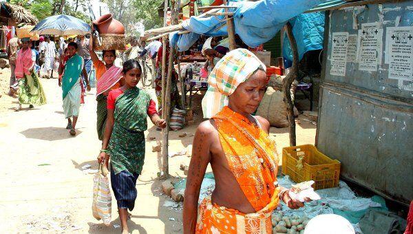 Проблема маоизма в Чхаттисгарх в Индии