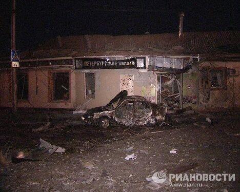 Взрывы в Махачкале