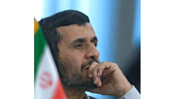 Президент Махмуд Ахмадинежад: «человек улицы»