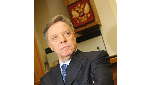 Губернатор Московской области Борис Громов