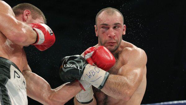 Дмитрий Пирог и Геннадий Мартиросян (слева направо). Архив