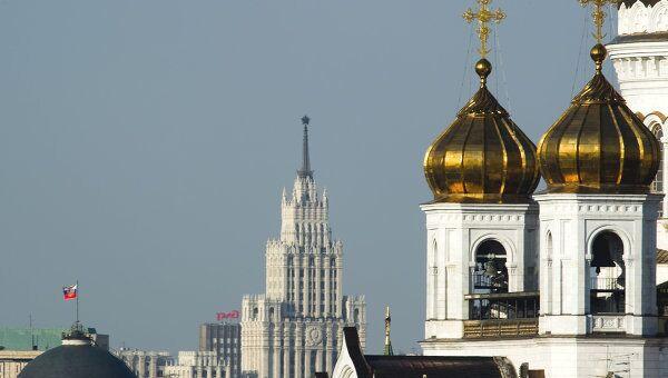 Виды Москвы. Архив