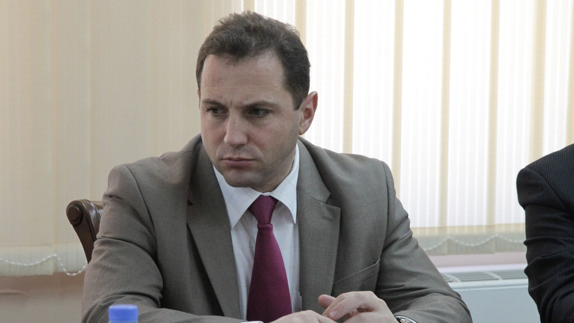 Заместитель министра обороны Армении Давид Тоноян  - РИА Новости, 1920, 29.07.2020