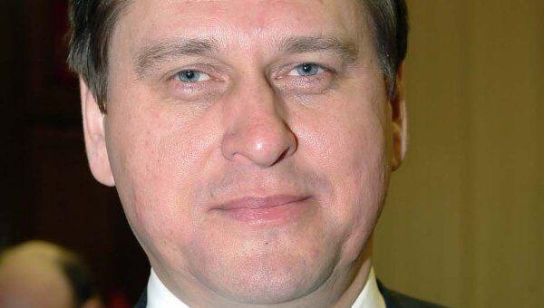 Министр здравоохранения правительства Московской области Владимир Семенов. Архив