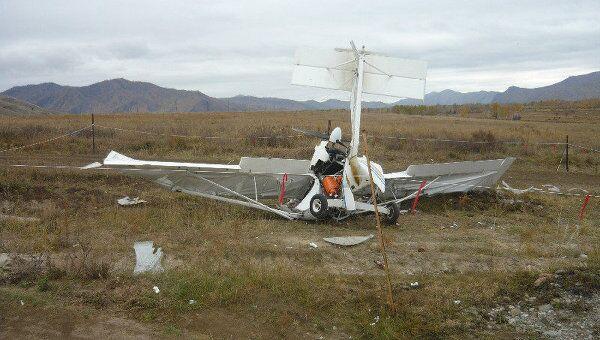 Крушения самолета Х-32 Бекас в Республике Тыва