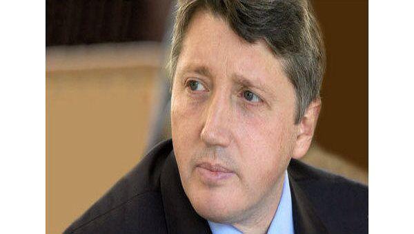 Заместитель министра внутренних дел России Михаил Суходольский