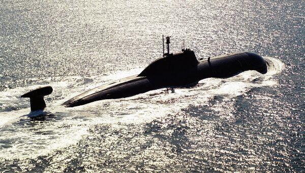 Подводная лодка класса Нерпа. Архив