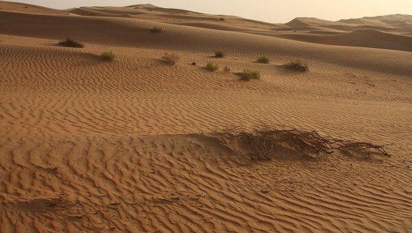 Пустыня. Архив
