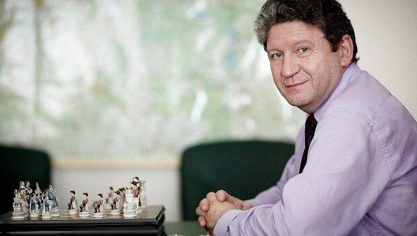 Руководитель Избирательной комиссии Московской области Ирек Вильданов. Архив