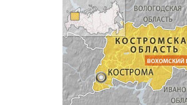 Вохомский район Костромской области