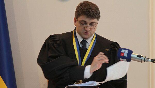Оглашение приговора Юлии Тимошенко. Архивное фото