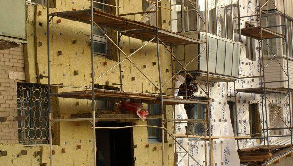 Капитальный ремонт жилых домов в Бердске идет полным ходом