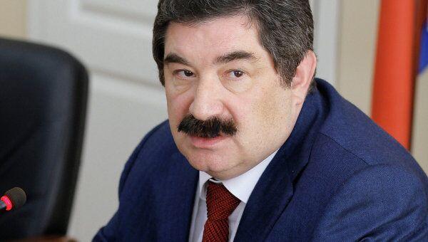 Петр Кацыв. Архивное фото