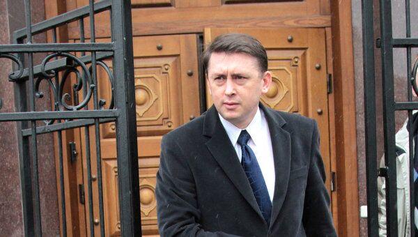 Бывший офицер государственной охраны Николай Мельниченко вызван в Генпрокуратуру Украины