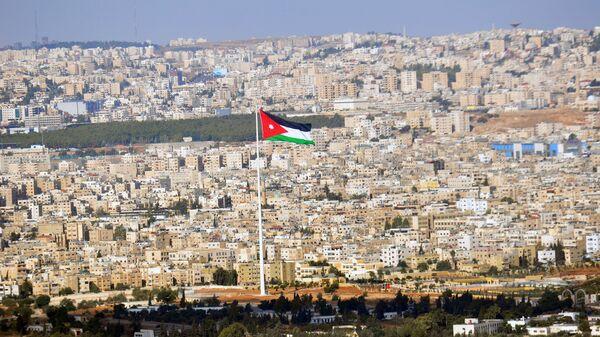 Столица Иордании Амман