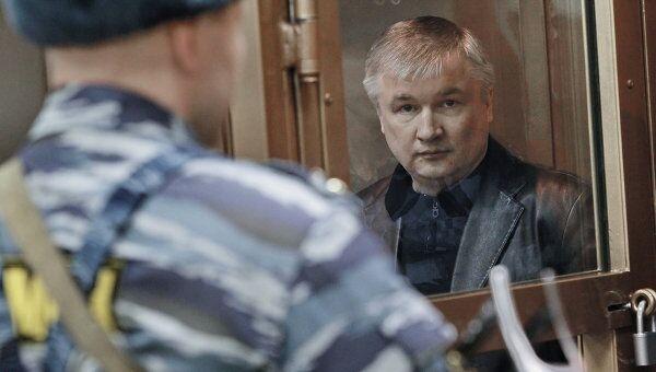Оглашение приговора по уголовному делу в отношении экс-сенатора от Башкирии И.Изместьева, обвиняемого в терроризме