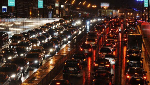 Столица ищет рецепт от транспортного коллапса