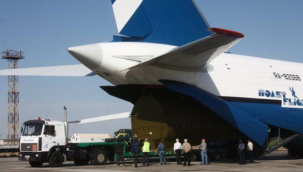 Космический аппарат Фобос-Грунт доставлен на Байконур
