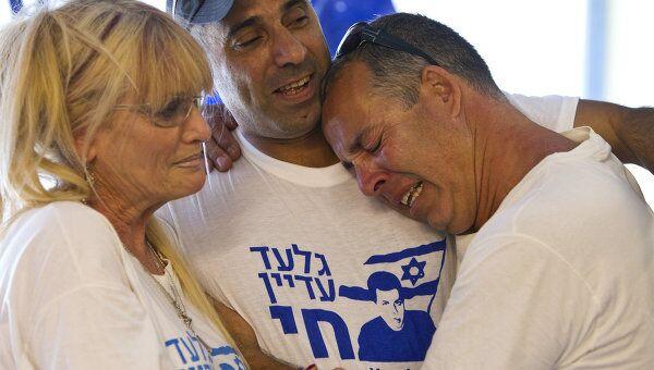Освобождения капрала Шалита из палестинского плена