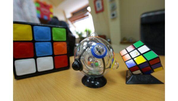 Новая головоломка изобретателя Эрно Рубика — шарик Рубика
