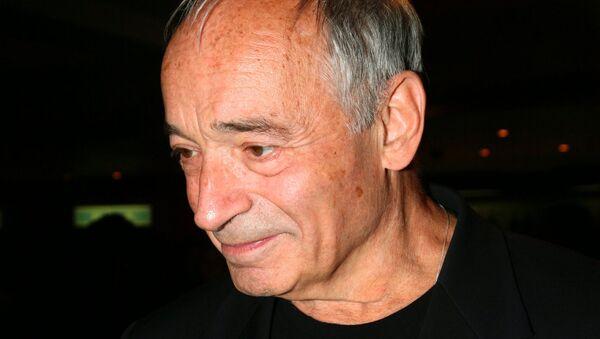 Актер театра и кино Валентин Гафт