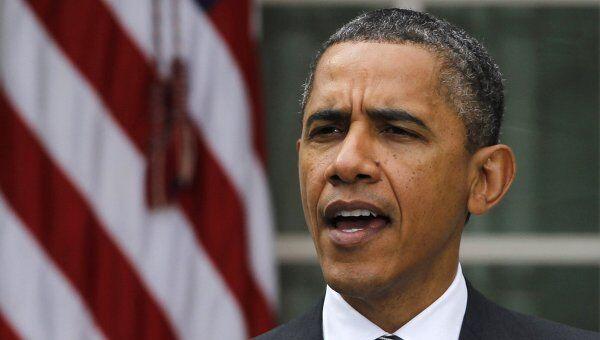 Обама комментирует информацию о смерти Муамара Каддафи