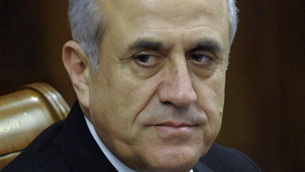 Президент Ливана Мишель Сулейман