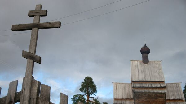 Храм святому великомученику Георгию Победоносцу