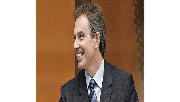 Бывший премьер-министр Великобритании Тони Блэр. Архив