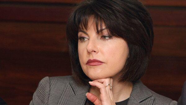 Татьяна Миткова. Архивное фото