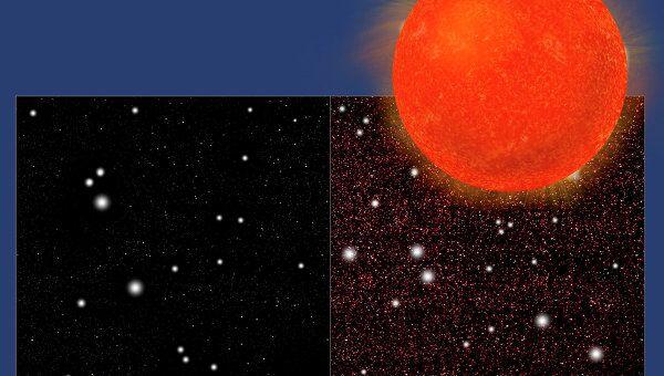 В эллиптических галактиках оказалось значительно больше красных карликов, чем считалось ранее
