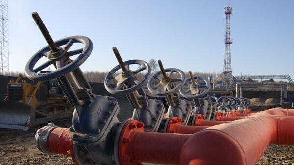 Нефтеперекачивающая станция. Архив