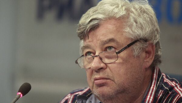 Всеволод Богданов. Архивное фото