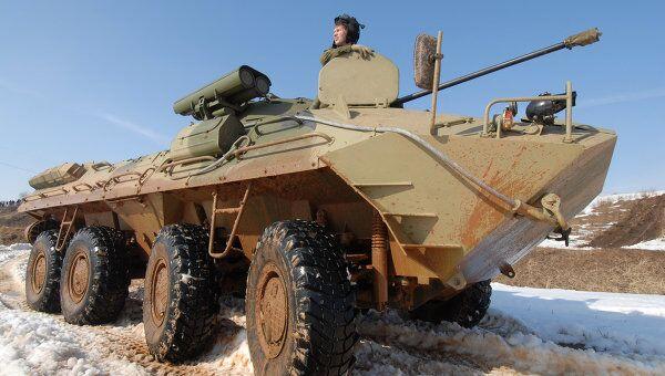 Полигонные испытания вооружений на ОАО Арзамасский машиностроительный завод