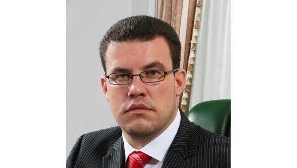 Сити-менеджер Ижевска Денис Агашин. Архив