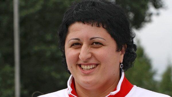 Теа Донгузашвили