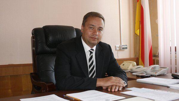 Вадим Бровцев, назначенный и.о. президента Южной Осетии