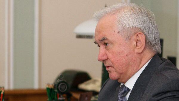 Губернатор Воронежской области В. Кулаков. Архивное фото